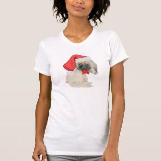 Kleine Sankt Pekingese T-Shirt