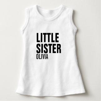Kleine Schwester-kundenspezifisches Kleid