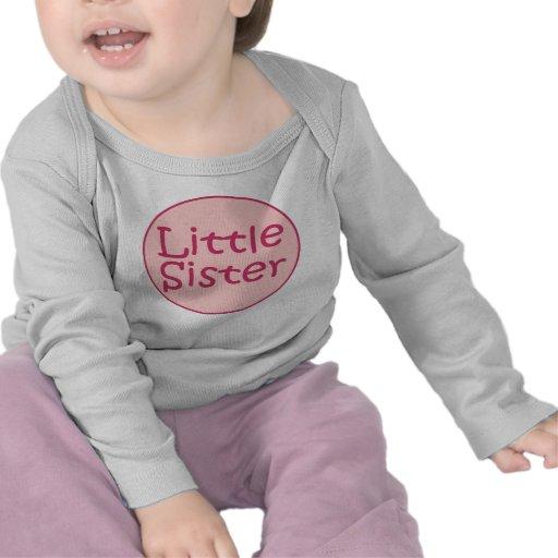 Kleine Schwester-lange Hülse Tshirt