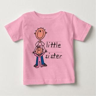 Kleine Schwester mit großer Bruder-T - Shirts und