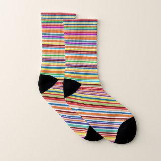 Kleine Spaß-ganz vorbei - Druck-Socken Socken