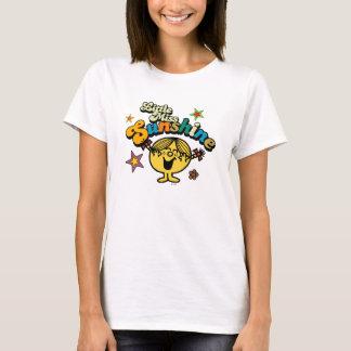 Kleine Sterne u. Blumen Fräulein-Sunshine | T-Shirt