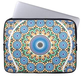 Kleine Taschen in Mosaik Computer Schutzhüllen