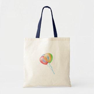 Kleine Taschentasche, mit Ballonmotiv Tragetasche