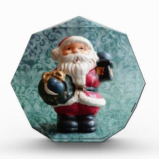 Kleine Weihnachtsmann-Zahl Auszeichnung
