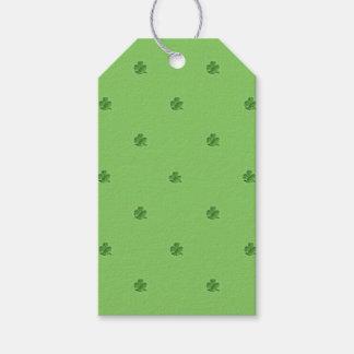 Kleinen Kleeblatt-St Patrick Tag Geschenkanhänger