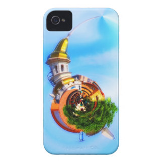Kleinen Planet Figlios iPhone 4 Case-Mate Hüllen