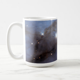 Kleiner Abschnitt des Carina-Nebelflecks Kaffeetasse