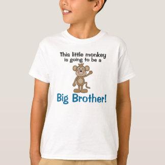Kleiner Affe-großer Bruder T-Shirt