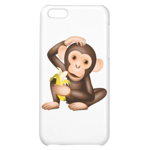 Kleiner Affe iPhone 5C Hülle