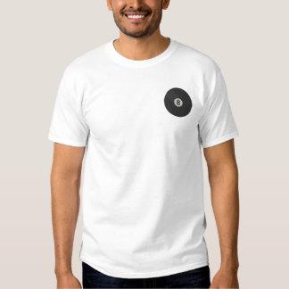 Kleiner Ball acht Besticktes T-Shirt