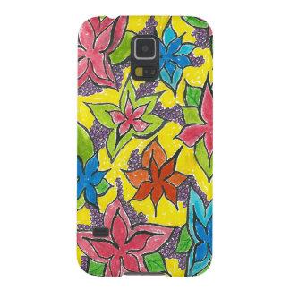 Kleiner Blumen-Garten Samsung Galaxy S5 Hüllen