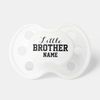 Kleiner Bruder 0-6 Monate BooginHead® Schnuller