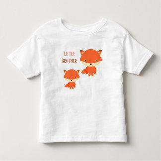 Kleiner Bruder-Füchse Kleinkind T-shirt
