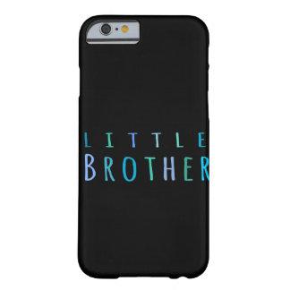 Kleiner Bruder im Blau Barely There iPhone 6 Hülle