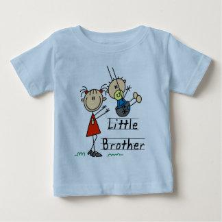 Kleiner Bruder mit große Schwester-T-Shirts Baby T-shirt