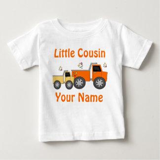 Kleiner Cousin-LKW-personalisierter T - Shirt