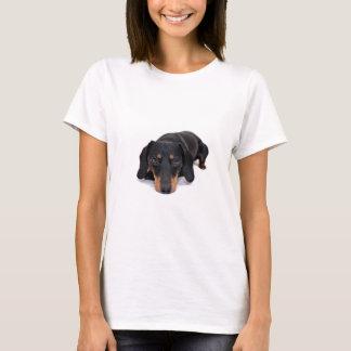 Kleiner Dackel-Hund T-Shirt
