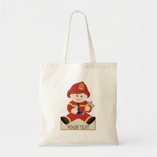 kleiner Feuerwehrmannfeuerwehrmann Tasche