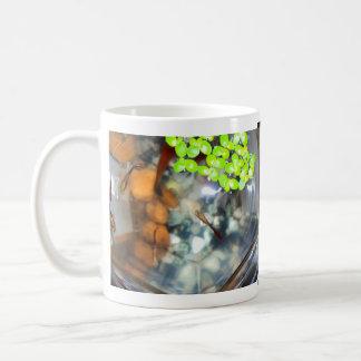 kleiner Fisch Kaffeetasse