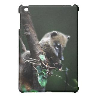 Kleiner Gauner Coati - Lemur iPad Mini Hülle