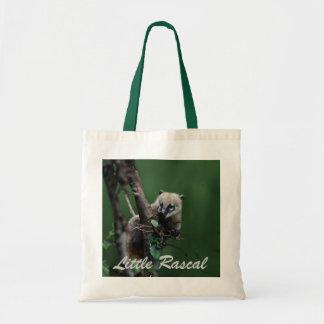 Kleiner Gauner Coati - Lemur Tragetasche