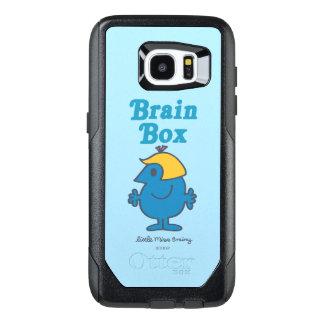 Kleiner Gehirn-Kasten Fräulein-Brainy |