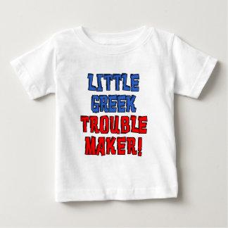 Kleiner griechischer Unruhestifter Baby T-shirt