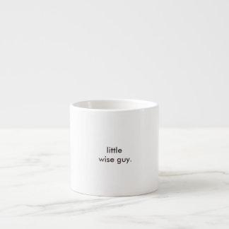 kleiner kluger Kerl Espresso-Tasse