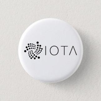 Kleiner Knopf Iotas Runder Button 2,5 Cm