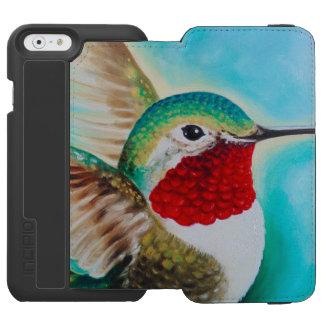 Kleiner Kolibri Incipio Watson™ iPhone 6 Geldbörsen Hülle