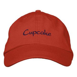Kleiner Kuchen Bestickte Baseballkappe