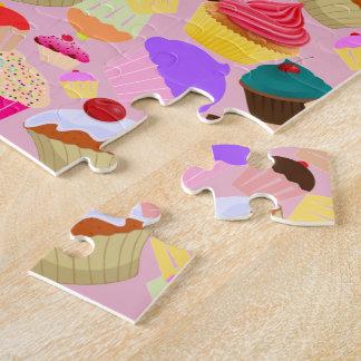 Kleiner Kuchen Puzzle