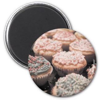 Kleiner Kuchen reichlich Kühlschrankmagnete