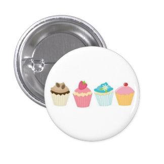 Kleiner Kuchen Runder Button 3,2 Cm