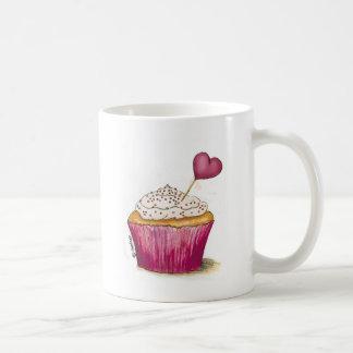 Kleiner Kuchen - süßester Tag Kaffeetasse