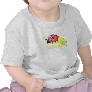 Kleiner Marienkäfer Hemden