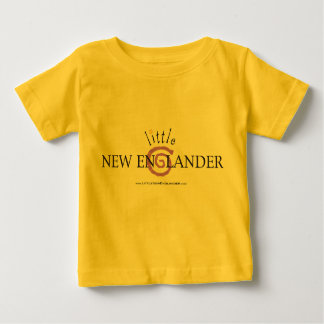 Kleiner Neuengländer Baby T-shirt