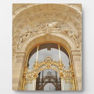 Kleiner Palast, Paris Fotoplatte