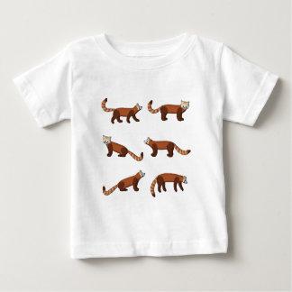 kleiner Panda Auswahl Baby T-shirt