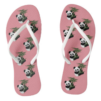 Kleiner Panda Flip Flops