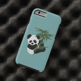 Kleiner Panda Tough iPhone 6 Hülle