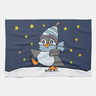 Kleiner Pinguin Handtuch