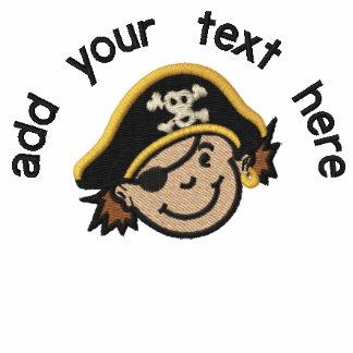 Kleiner Pirat - fertigen Sie besonders an