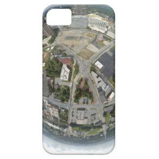 Kleiner Planet Greensboros iPhone 5 Schutzhülle
