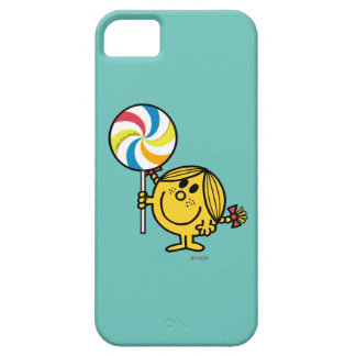 Kleiner riesiger Lutscher Fräulein-Sunshine   iPhone 5 Schutzhüllen