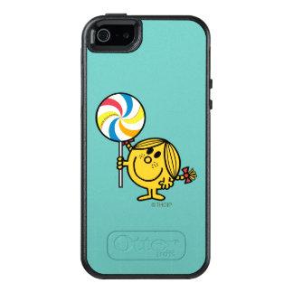 Kleiner riesiger Lutscher Fräulein-Sunshine   OtterBox iPhone 5/5s/SE Hülle