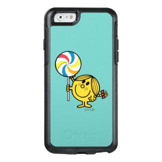 Kleiner riesiger Lutscher Fräulein-Sunshine | OtterBox iPhone 6/6s Hülle