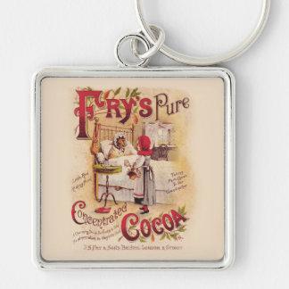 Kleiner Rotkäppchen-Kakao Schlüsselanhänger