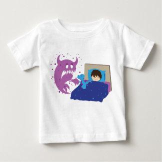 Kleiner Schutz T-Rex Säuglings-Baby-T - Shirt